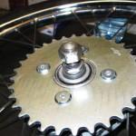 Bild vom Kettenrad der Rixe