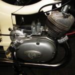 Bild vom fertig montiertem Motor der Rixe